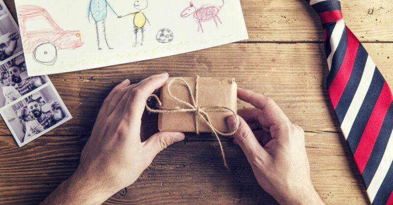 Prendas para o Dia do Pai trabalhos manuais