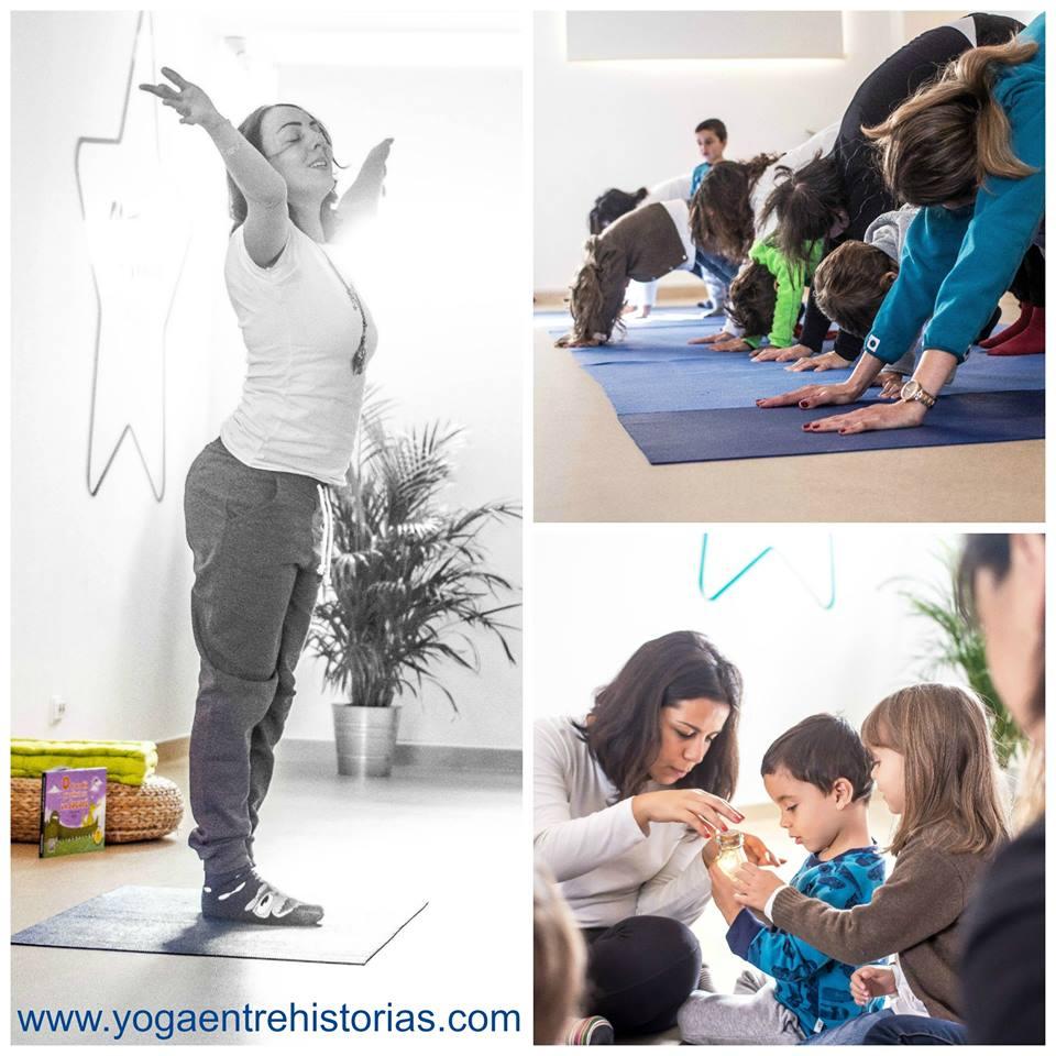 Yoga Família Especial Dia da Mãe