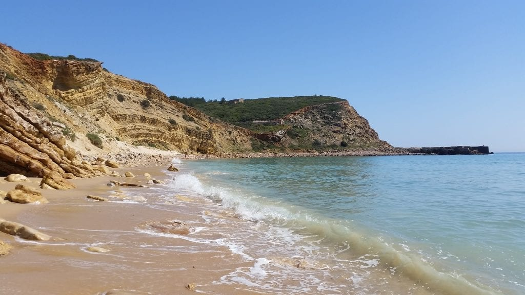 Cabanas - praia Algarve