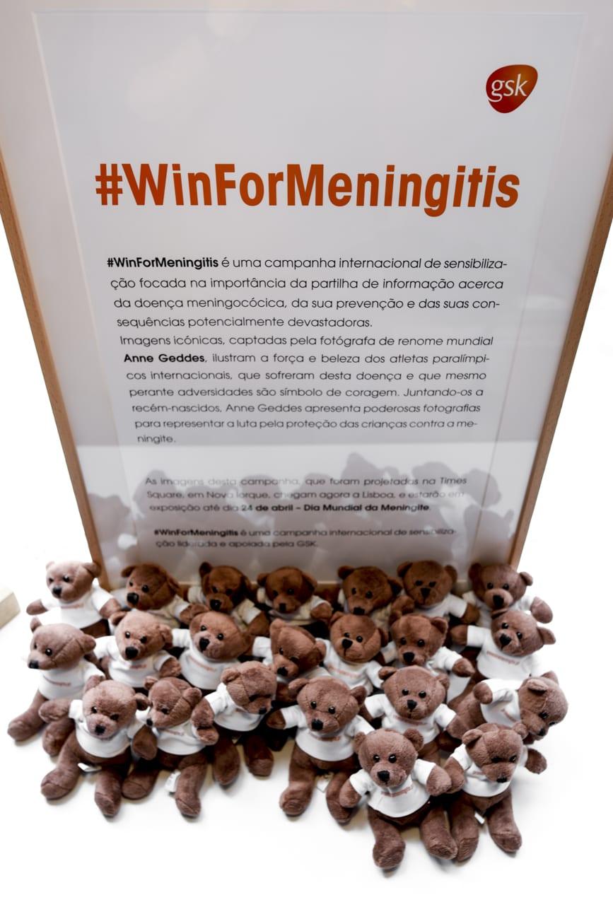 Lisboa recebe exposição fotográfica de sensibilização para a Meningite