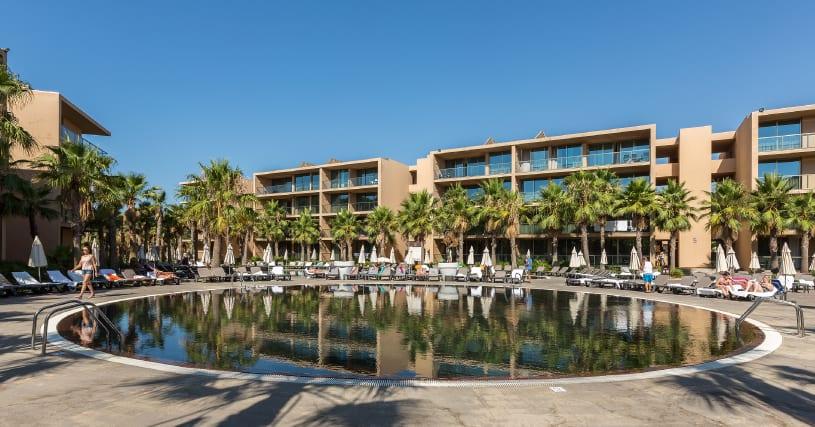 Férias em família Algarve - Salgados Palm Village