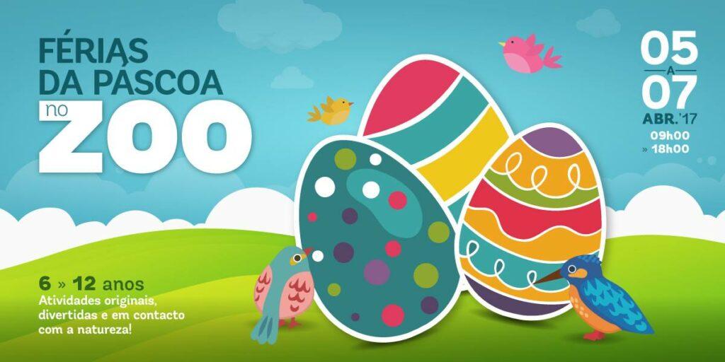 Ferias da Pascoa no Zoo de Lourosa