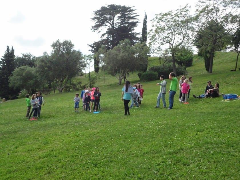 Festas Roda Viva - Jogos no Parque