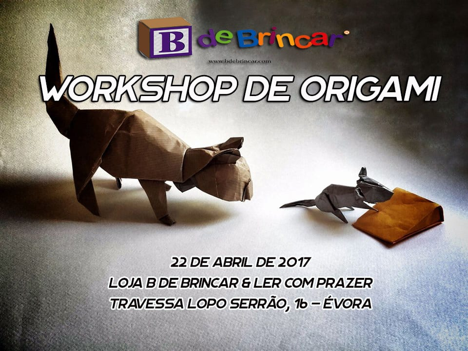 Workshop de Origami