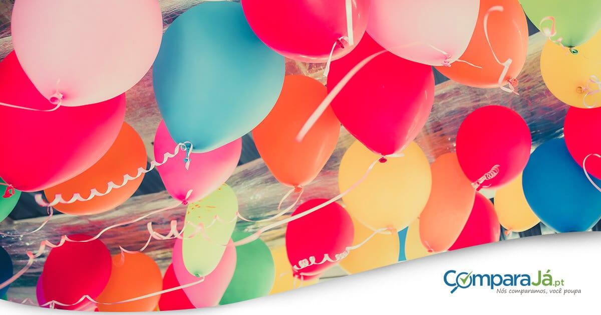 5 formas de preparar as finanças para festas de aniversário