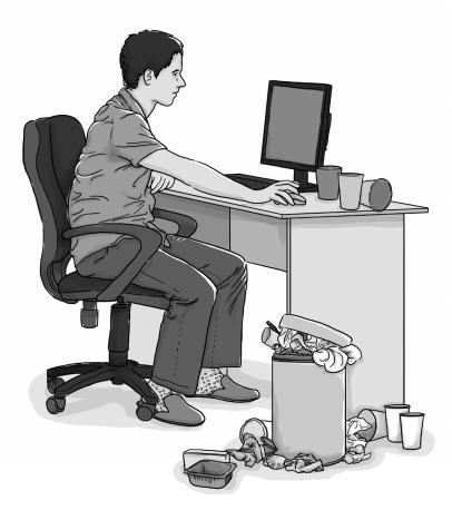 Utilização excessiva da internet iagora