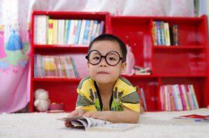 criança-leitura