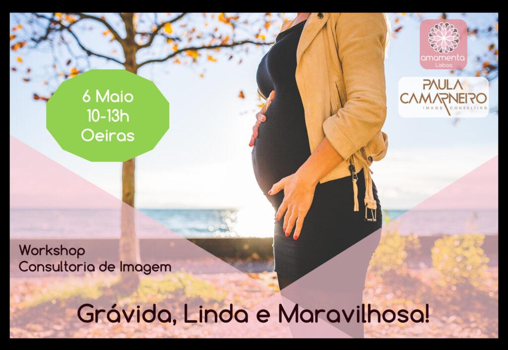Consultoria de Imagem – Grávida, Linda e Maravilhosa!