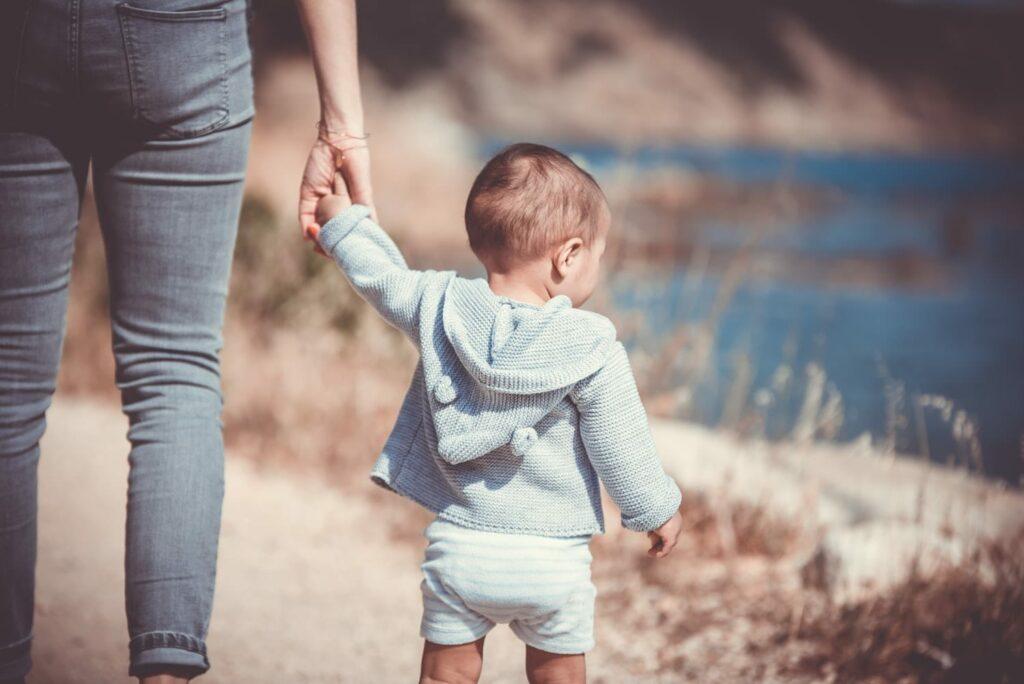 passear com bebé