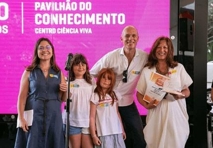 pavilhão do conhecimento awards