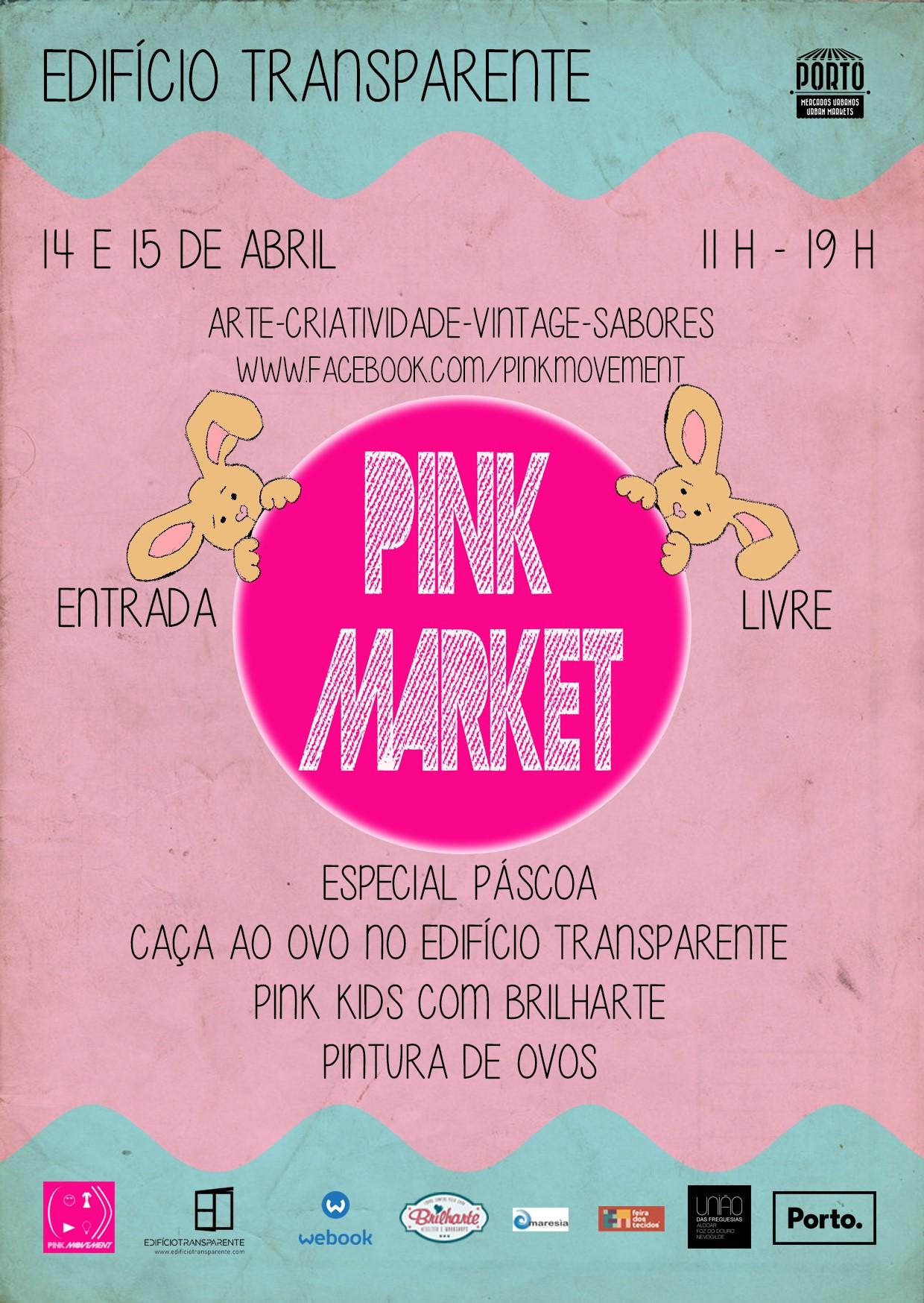 Pink market Porto