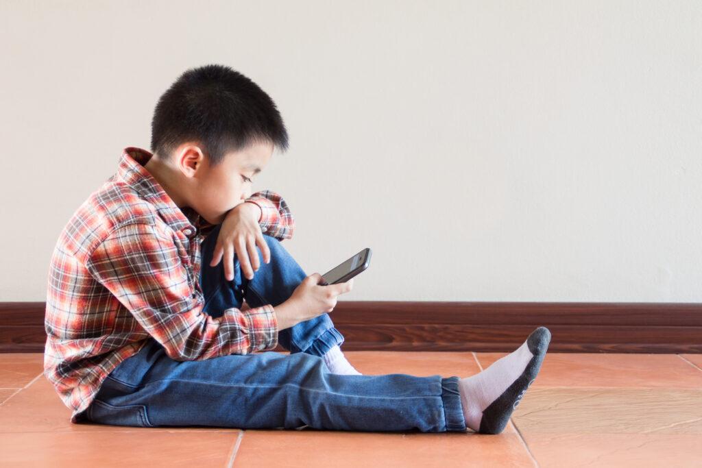 Redes sociais e crianças