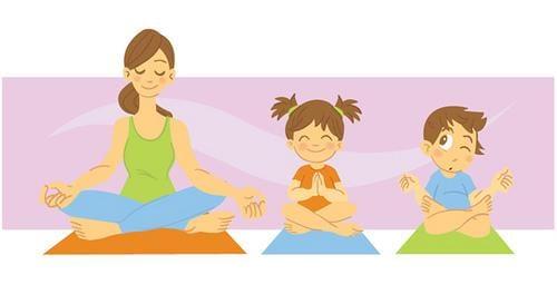 Workshop Meditação pais e filhos