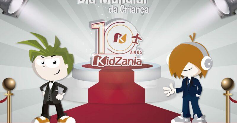 O Dia da Criança é na KidZania!
