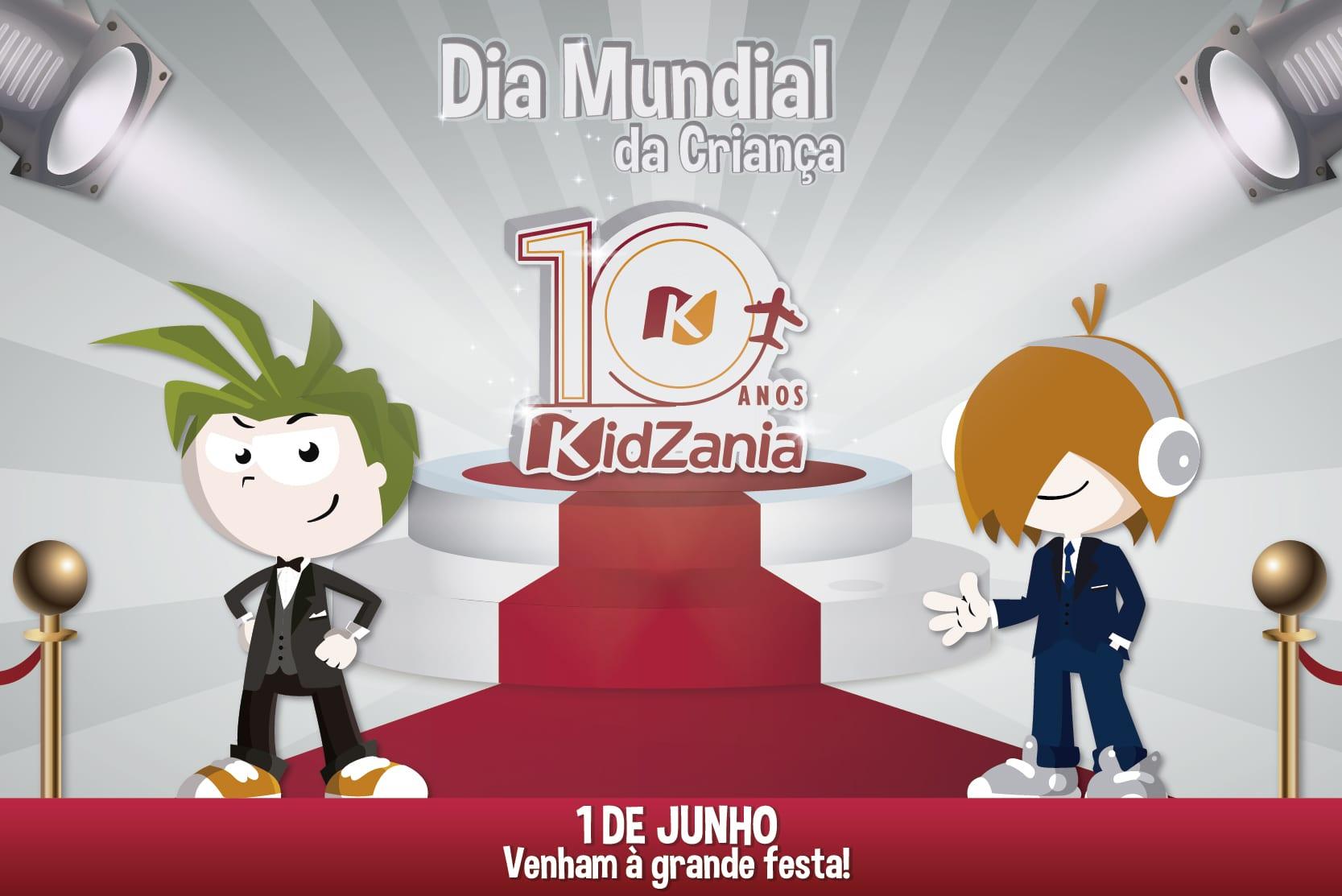 Dia da Criança Kidzania