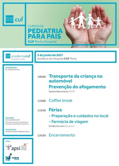 Curso de Pediatria para Pais
