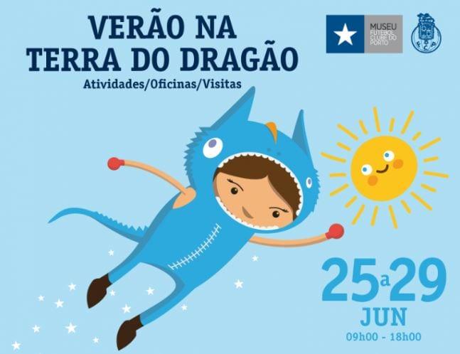 Campo de Férias Verão Museu Futebol Clube do Porto