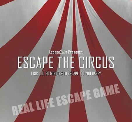 Escape the Circus – Jogo Escape para Crianças