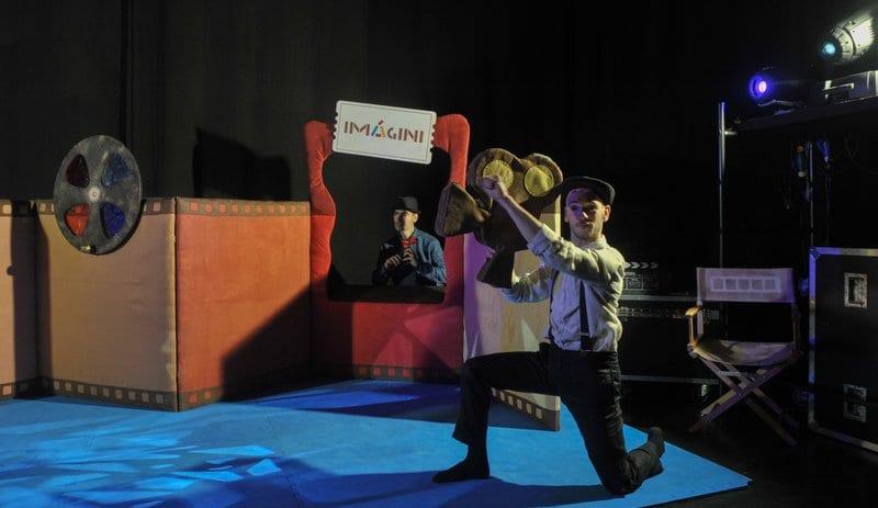 Imágini – Dança e música para bebés