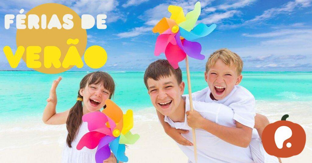 Férias de Verão Crianças