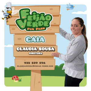 Feijão Verde Fun Park Gaia