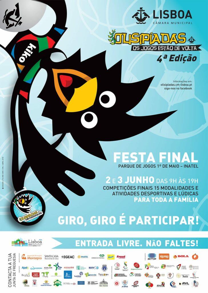Festa Final das Olisipíadas