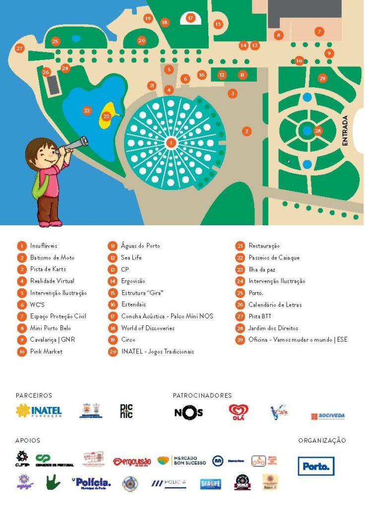Festa da Crianca Porto 2017