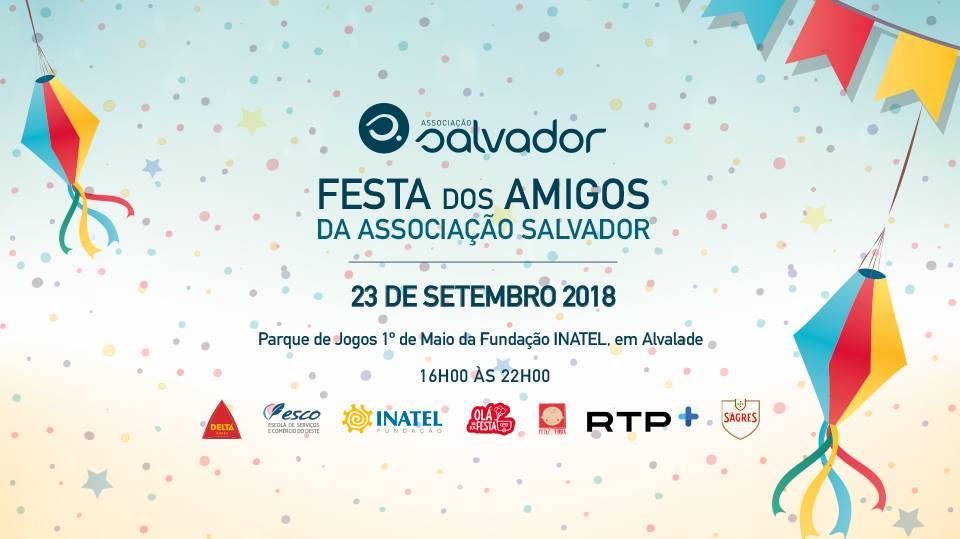 Festas dos Amigos Associação Salvador