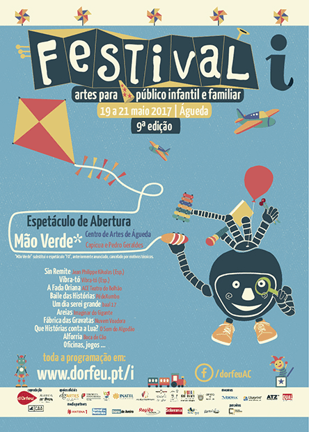 Festival i - A Grande Festa das Artes de Palco