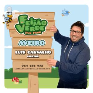 Feijão Verde Fun Park Aveiro