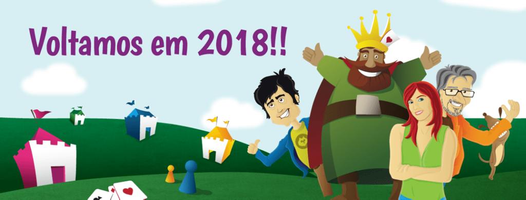 Ludopolis 2018 Cartaz