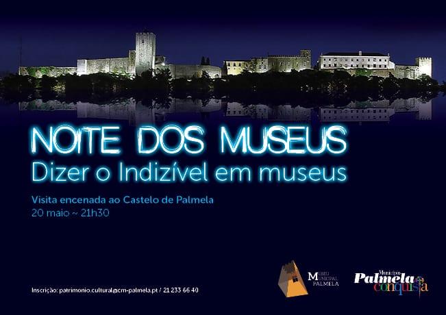 Visita encenada ao Castelo de Palmela