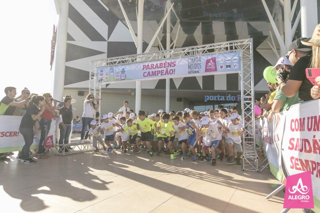 atividades para Crianças no fim de semana de 20 e 21 e até 26 de Maio: meia maratona, alegro setubal