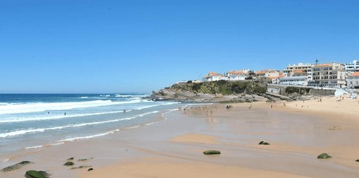 Sítios a visitar com crianças e toda a família: praia da maças