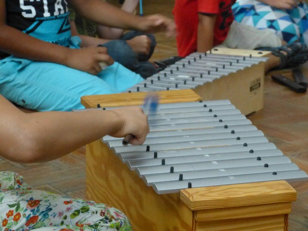 Férias com Música no Verão – Improvisação Musical