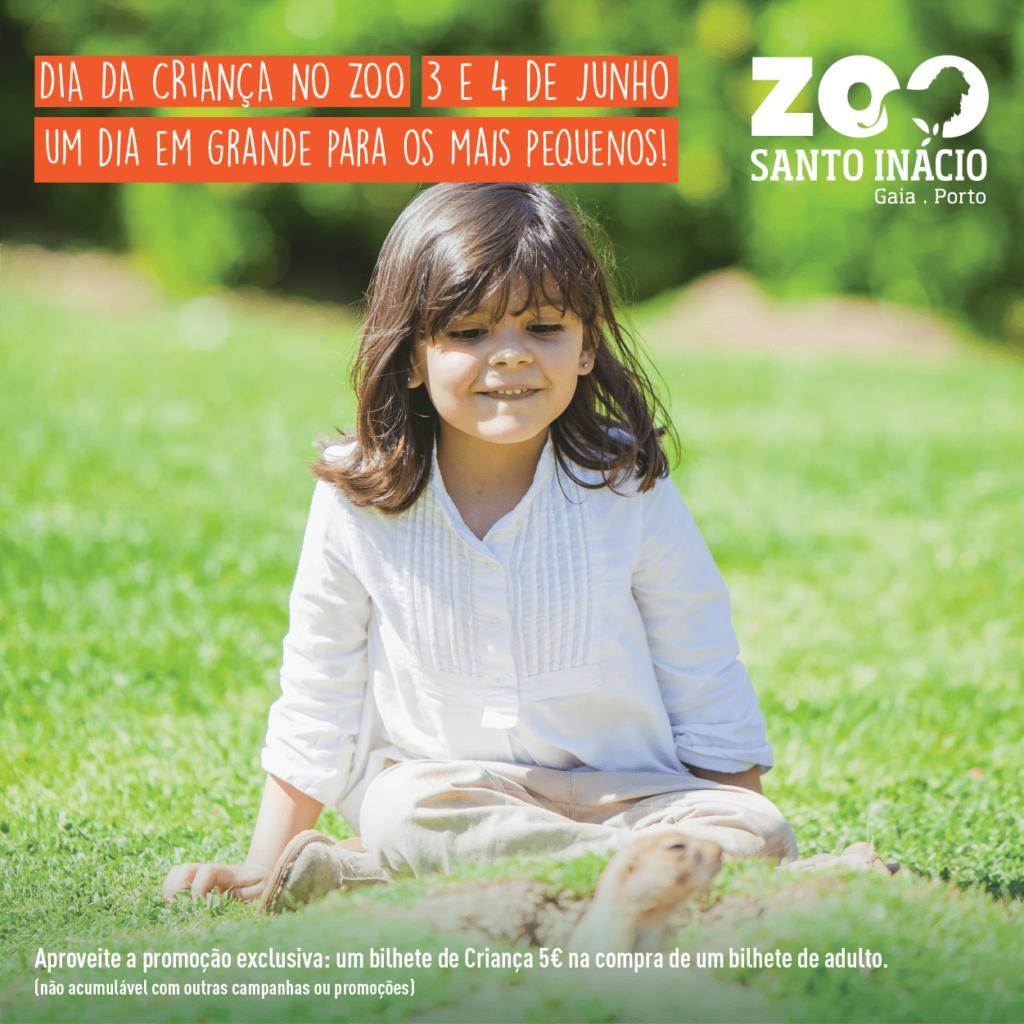 Fim de Semana da Criança no Zoo Santo Inácio