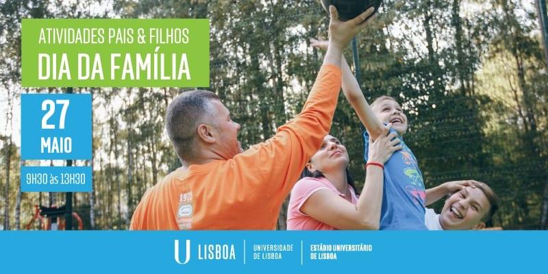 Dia da Família no Estádio Universitário de Lisboa