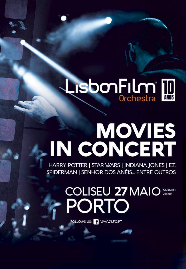 Lisbon Film Orchestra está de volta!