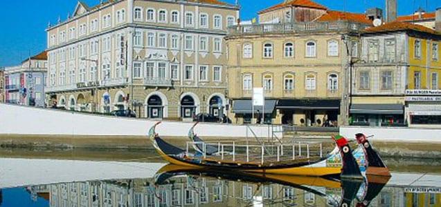 centro histórico de aveiro