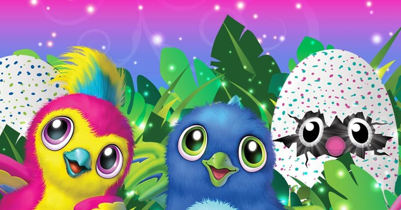 Hatchimals em Portugal