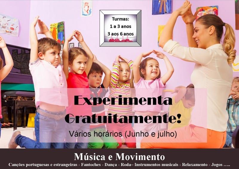 Música e movimento