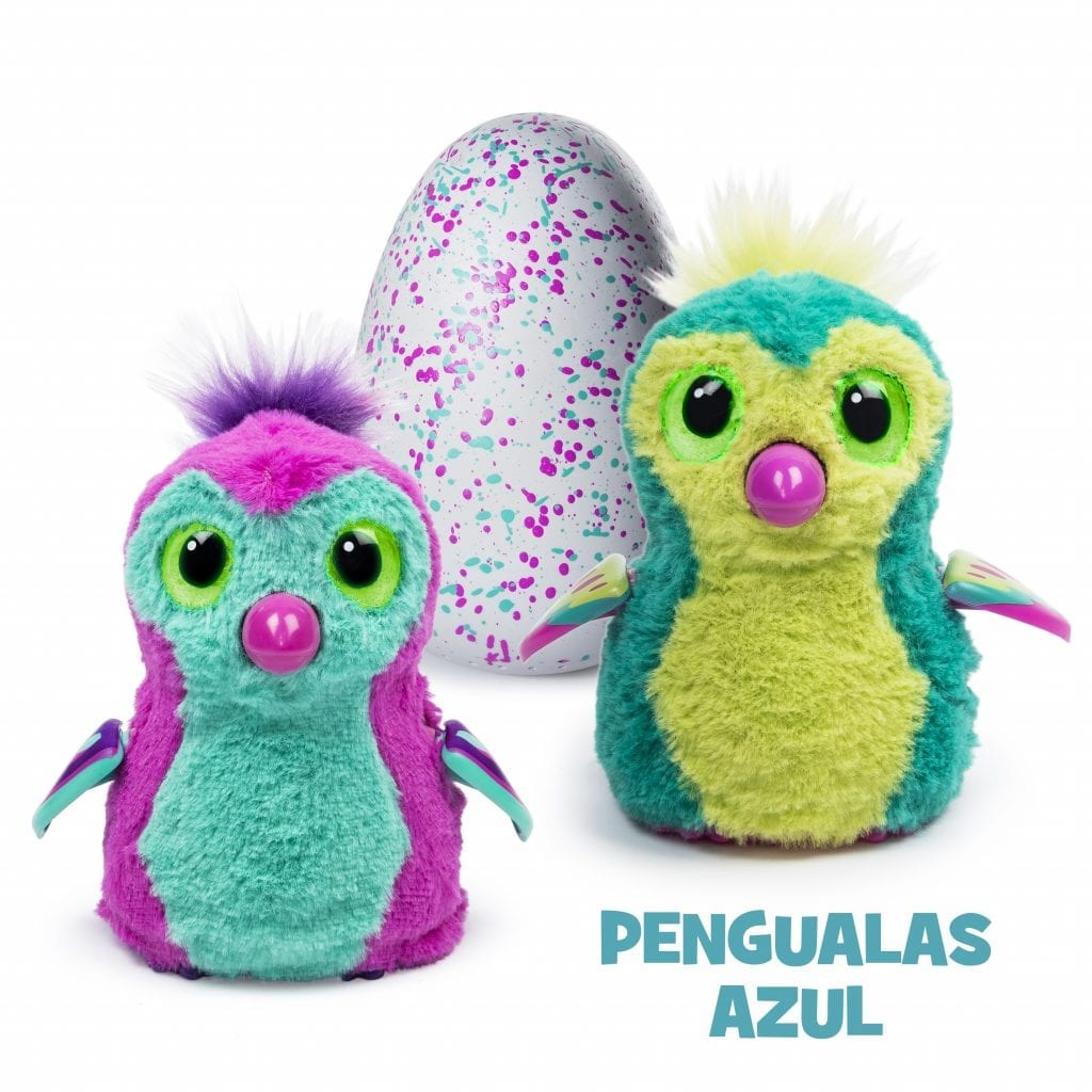 Hatchimals - Pengualas Azul