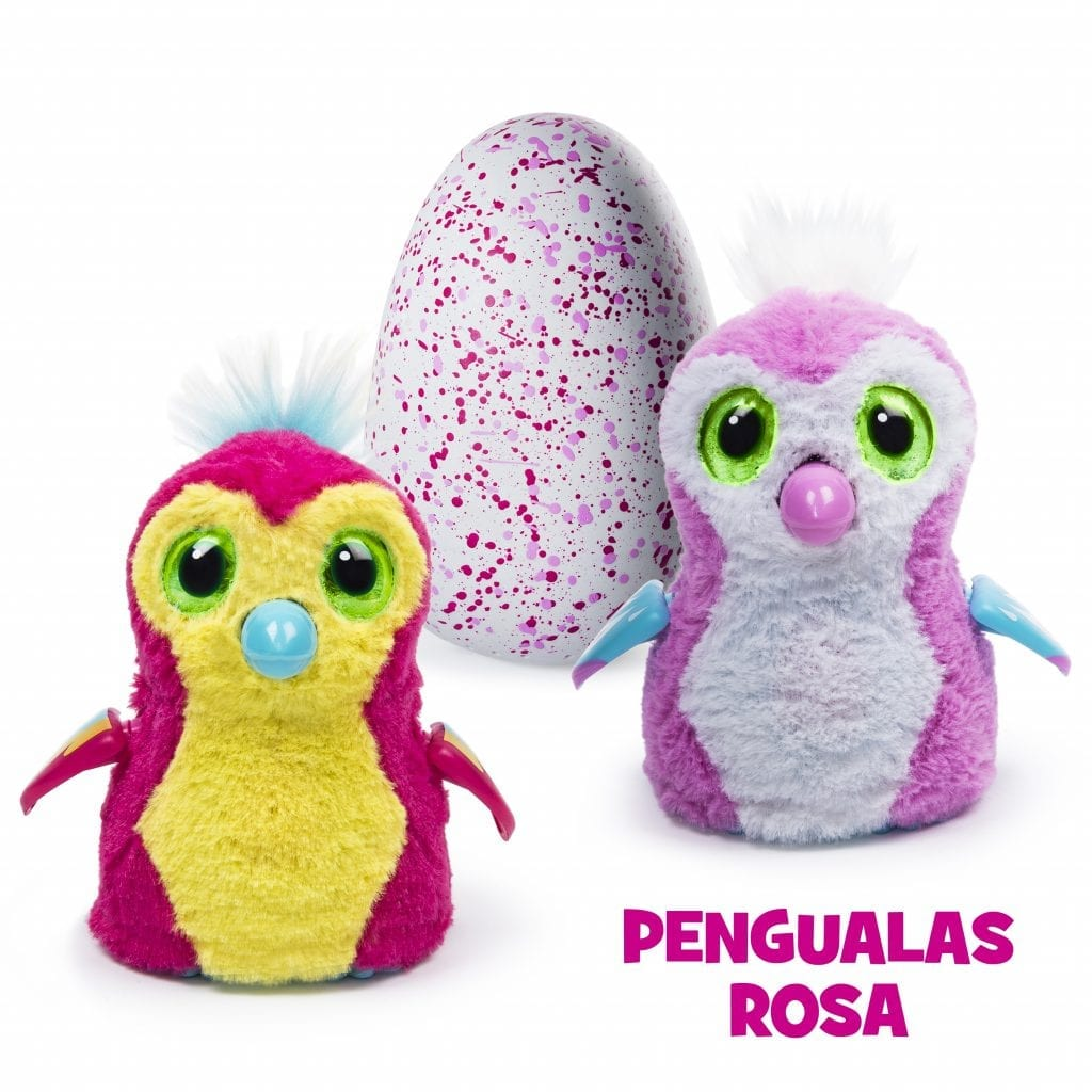 Hatchimals - Pengualas Rosa