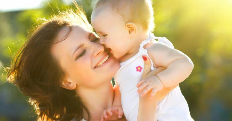 Ser mãe é fácil