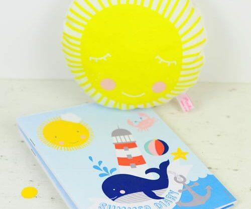 caderno de férias (printable)
