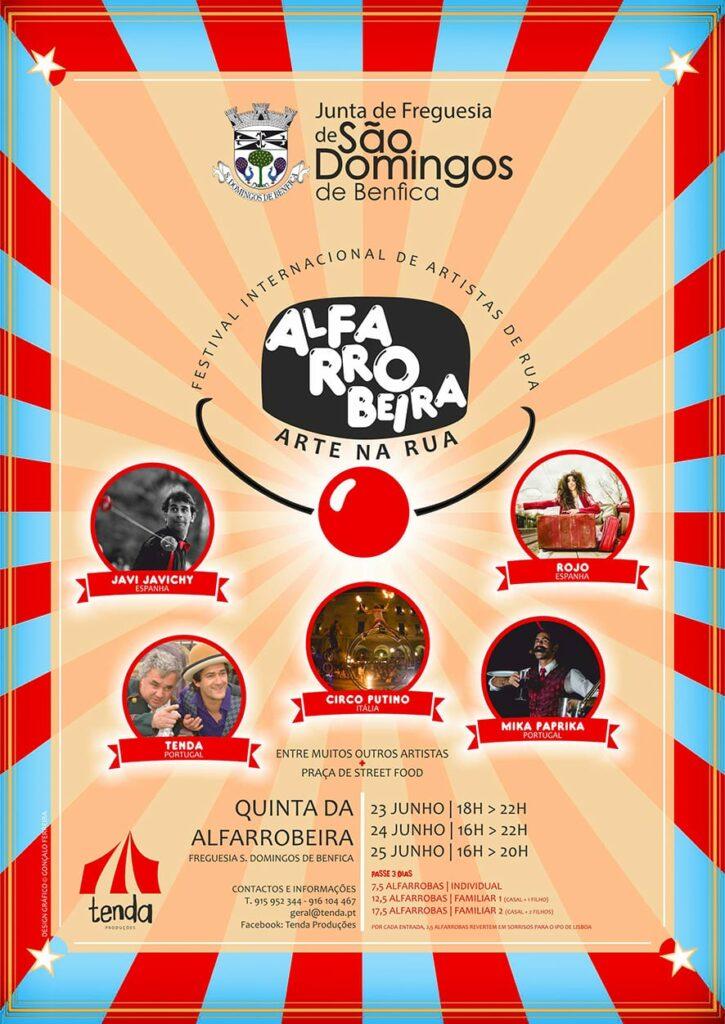 ALFARROBEIRA-Festival Internacional