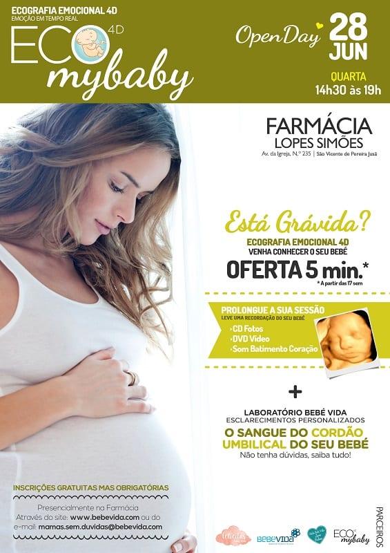 Bebé Vida apoia Open Day em Ovar