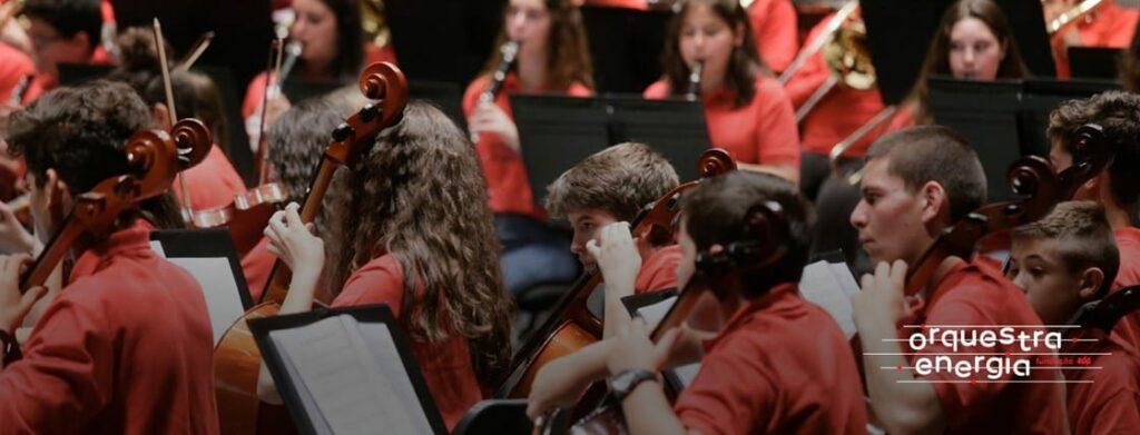 Concerto da Orquestra Energia Fundação EDP