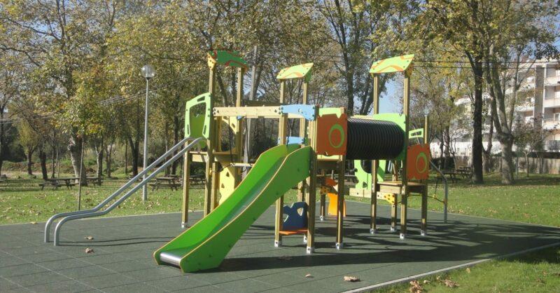 Playgroup de Gaia | Parque Infantil de Arcozelo