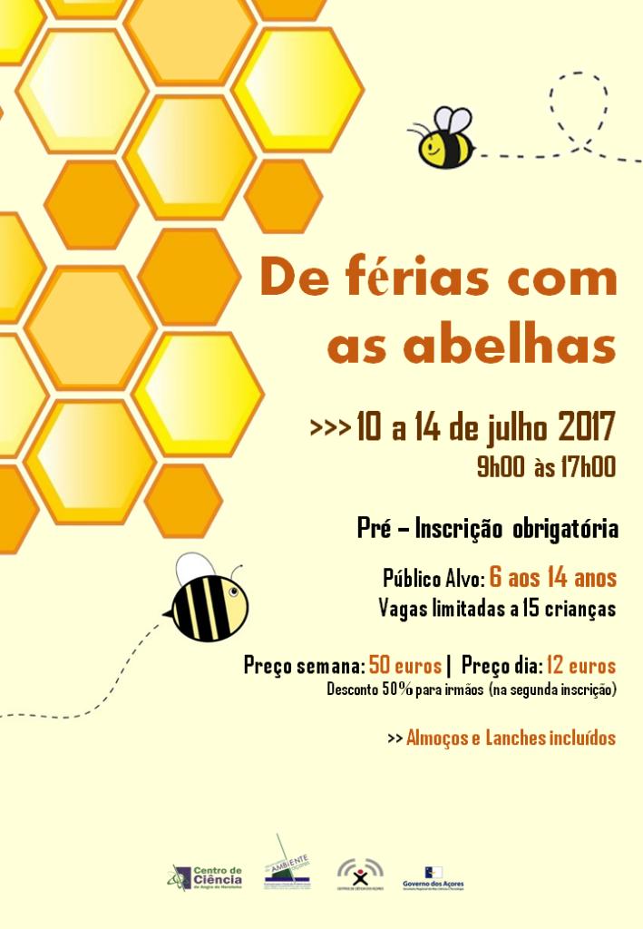 De férias com as abelhas